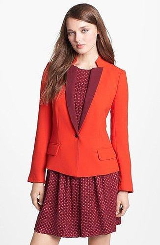 MARC by Marc Jacobs 'Sparks' Crepe Blazer 8