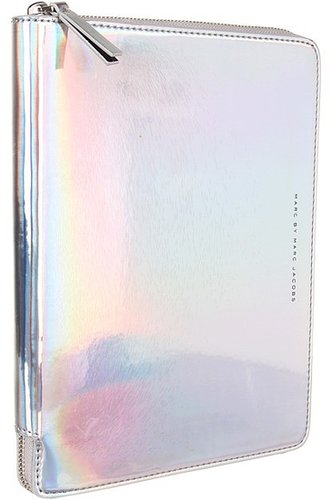 Marc by Marc Jacobs - Techno Tablet Book (Light Holographic) - Electronics