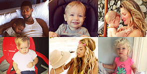 Stars Share Their Cutest Baby Snaps