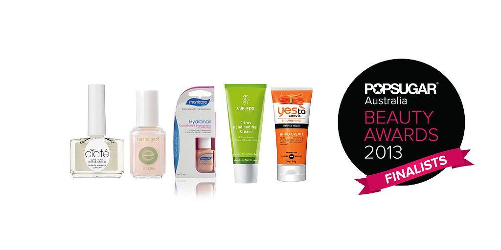 POPSUGAR Australia Beauty Awards 2013: Vote For the Best Hand or Nail Treatment