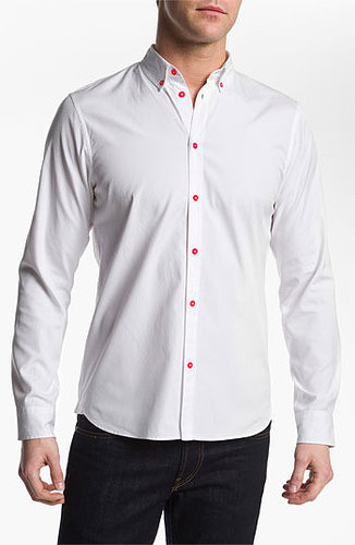 MARC by Marc Jacobs Oxford Shirt White Large