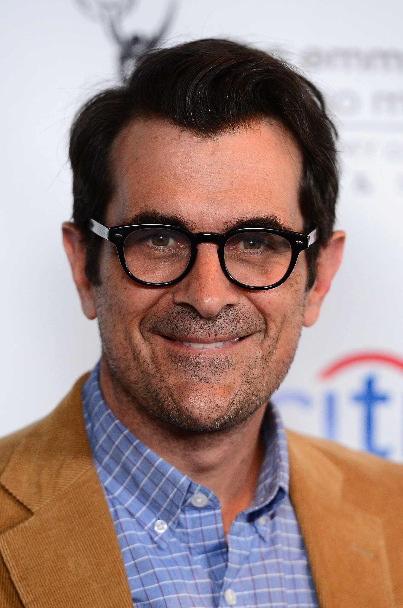 Young Ty Burrell Ty Burrell stepped out...