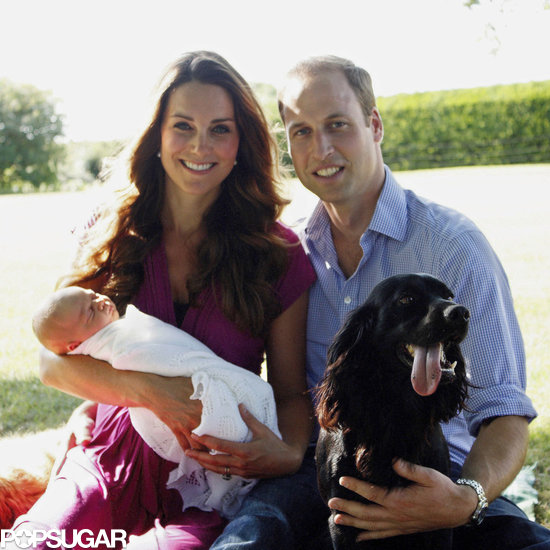 Kate Middleton Baby Portrait Dress