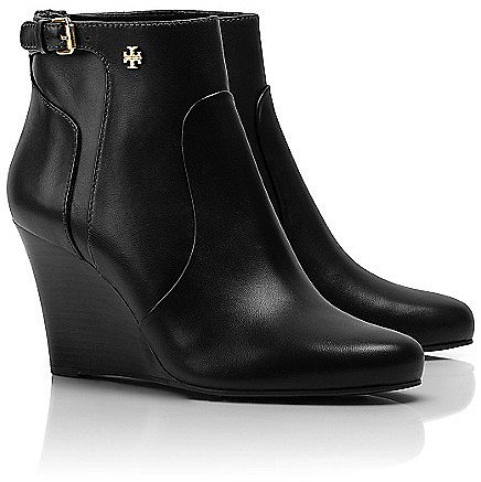 Tory Burch Milan Wedge Bootie