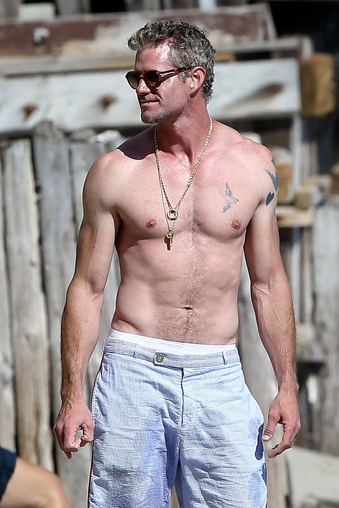 Celebrity & Ent... Eric Dane Weight Loss Cancer