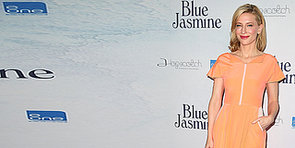 Cate Blanchett's in Sydney! See Her Roksanda Ilincic Dress From All Angles