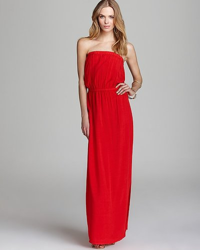 Splendid Dress - Strapless Maxi
