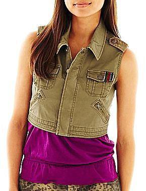 Arizona Zip-Pocket Vest