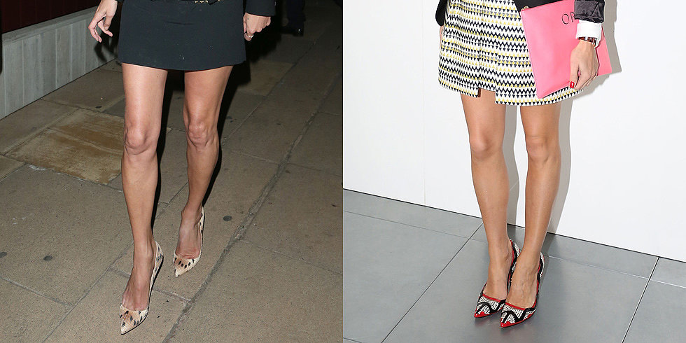 Accessory of the Week: Pumps That Make a Point