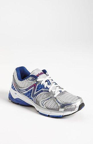 New Balance '940 V2' Running Shoe (Women) White/ Blue 7.5 D