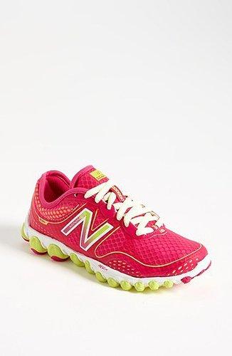 New Balance 'Ionix 3090V2' Running Shoe (Women) Pink/ Yellow 9 D