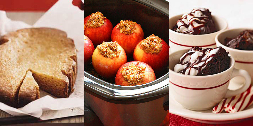 Easy Does It: 7 Sweet Treats to Make in the Crock-Pot