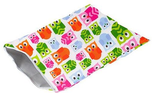 Itzy ritzy travel happens large sealed wet bag - hoot