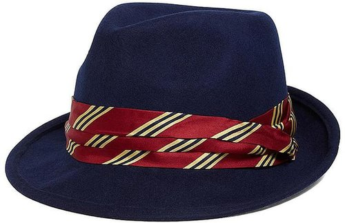 BB#1 Stripe Fedora