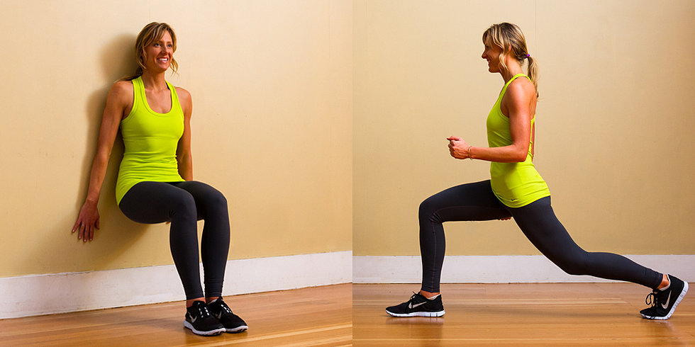 Printable Full-Body Circuit Workout — No Equipment Needed!