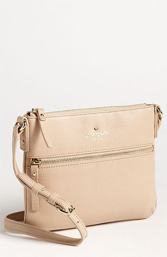 kate spade new york 'cobble hill - tenley' crossbody bag, small Affogato