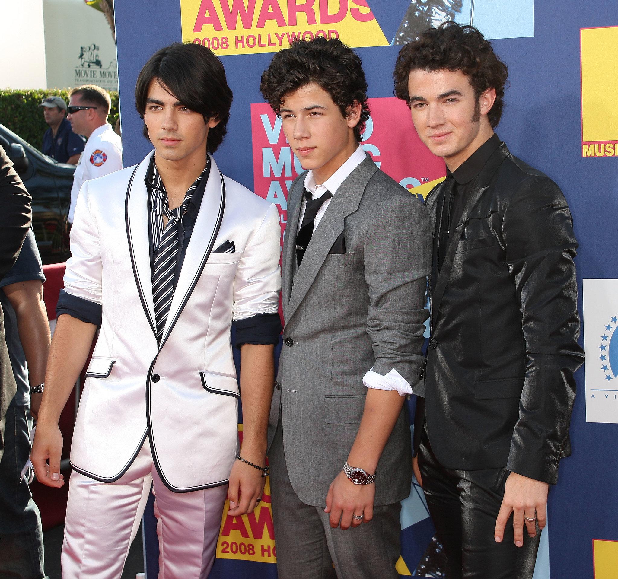The Jonas Brothers, 2008
