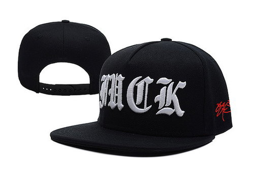 SSUR Hell Snapback White Hat