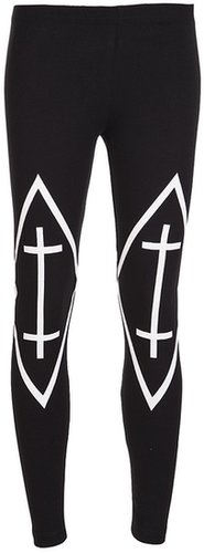Actual Pain Lorraine cross knee leggin