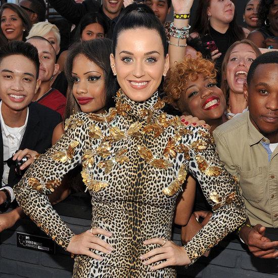 VMAs 2013 Red Carpet Fashion