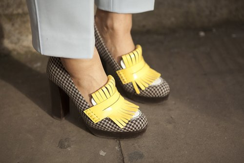 Loafer Inspired