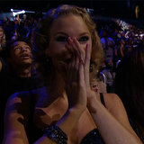 Celebrity Audience Reactions at 2013 VMAs