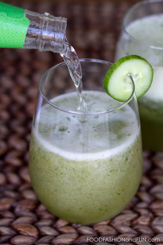 Cucumber Melon Cocktail