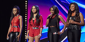 Adira-Belle Are the First to Say Goodbye to The X Factor