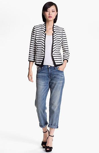 Mcginn 'Evan' Stripe Blazer 6