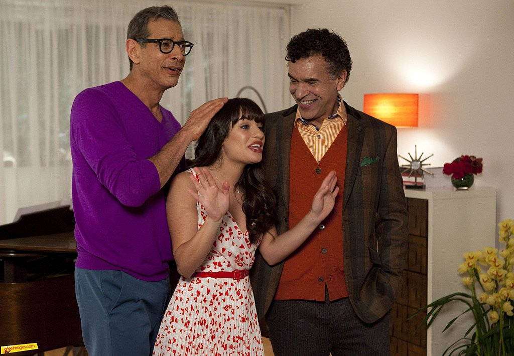 And when we meet Rachel's adorable dads, we get to see a fun, lighthearted side that feels more genuine than season-one Rachel.