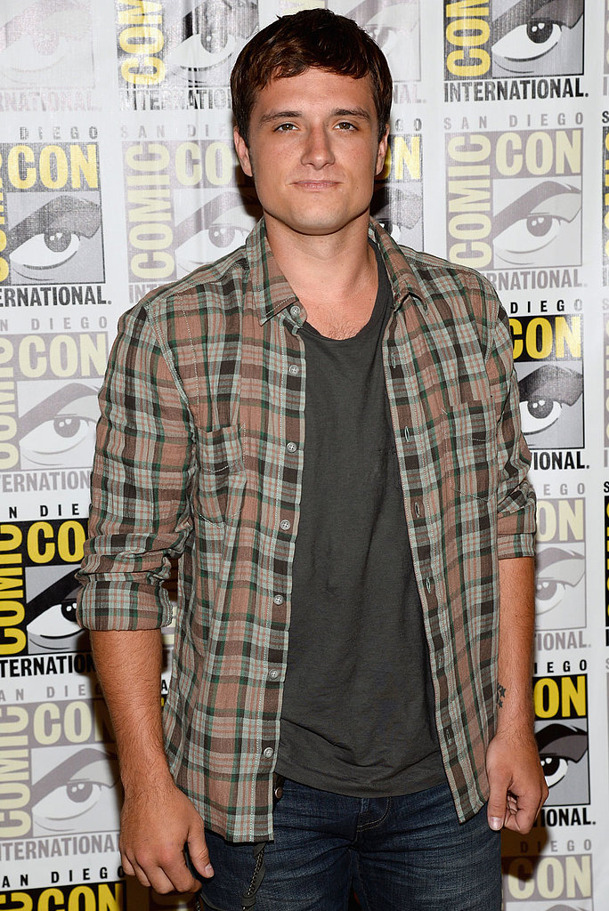 Josh Hutcherson as Peet