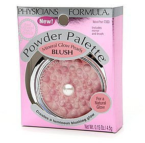 Physicians Formula Mineral Glow Pearls Powder Palette, Blush