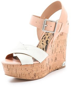 Sam edelman Sasha Wedge Sandals
