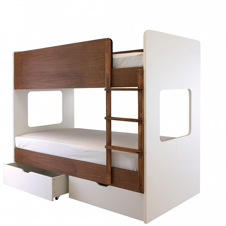 Aspace Coco Bunk Bed Bunk Up Contemporary Bunk Beds For