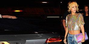 Rihanna's Street-Chic Look Book