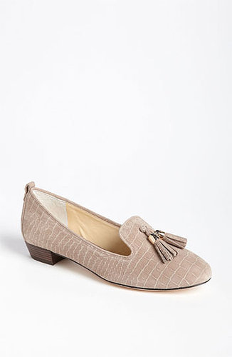VC Signature 'Nancy' Loafer (Online Only) Womens Dark Taupe Croco Size 5.5 M 5.5 M