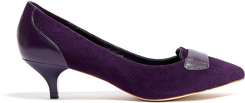 Raoul Pointed Teacup Loafers
