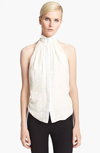 Jason Wu Halter Top White/ Bone 10