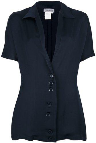 Yohji Yamamoto Vintage tailored blouse