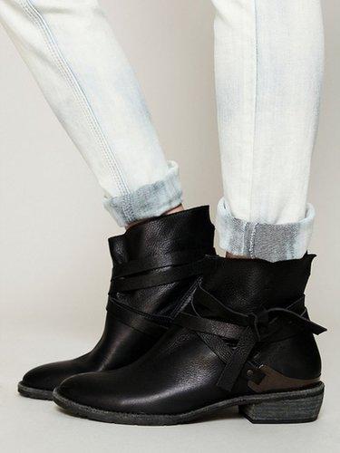 Matisse Blazer Wrap Ankle Boot