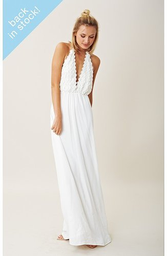 for love & lemons Camilla Maxi Dress