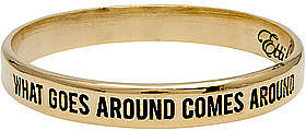 Ettika The What Goes Around Comes Around Bangle