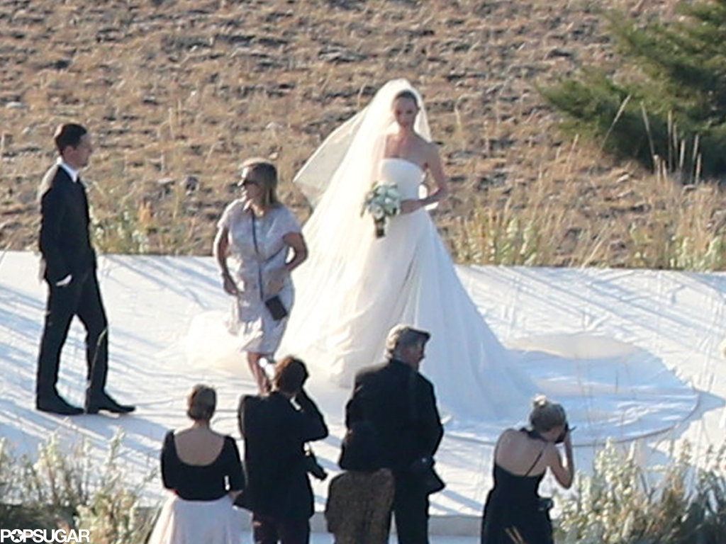 Kate Bosworth had a ranch wedding i