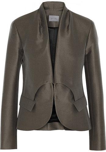 Maiyet Cotton-blend twill blazer