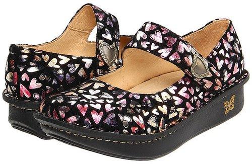 Alegria - Paloma (Hearts Suede) - Footwear