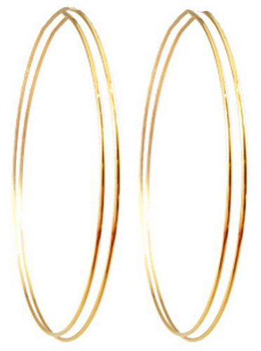 Jules Smith Infinity Hoops