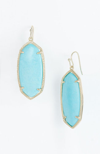 Kendra Scott 'Elle' Small Oval Earrings