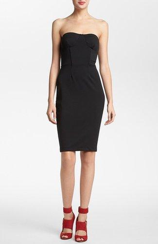 Tildon Strapless Dress