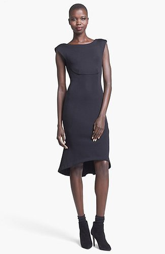 Tracy Reese Neoprene Shift Dress
