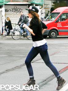 Kristen-Stewart-jogged-Berlin